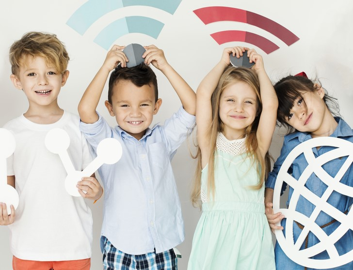 Is the Internet spoiling young children?